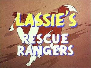 Lassie et les rangers